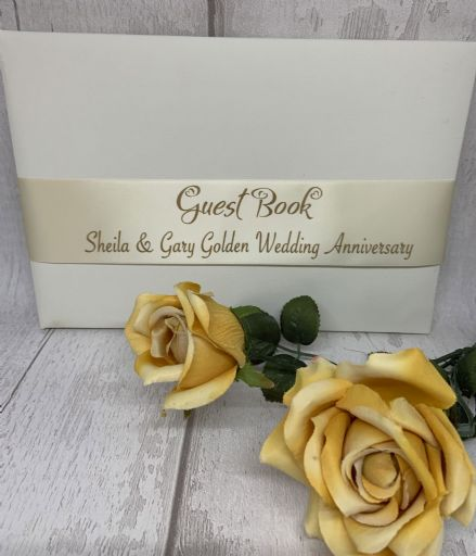 Personalised Guest Book for all occasions